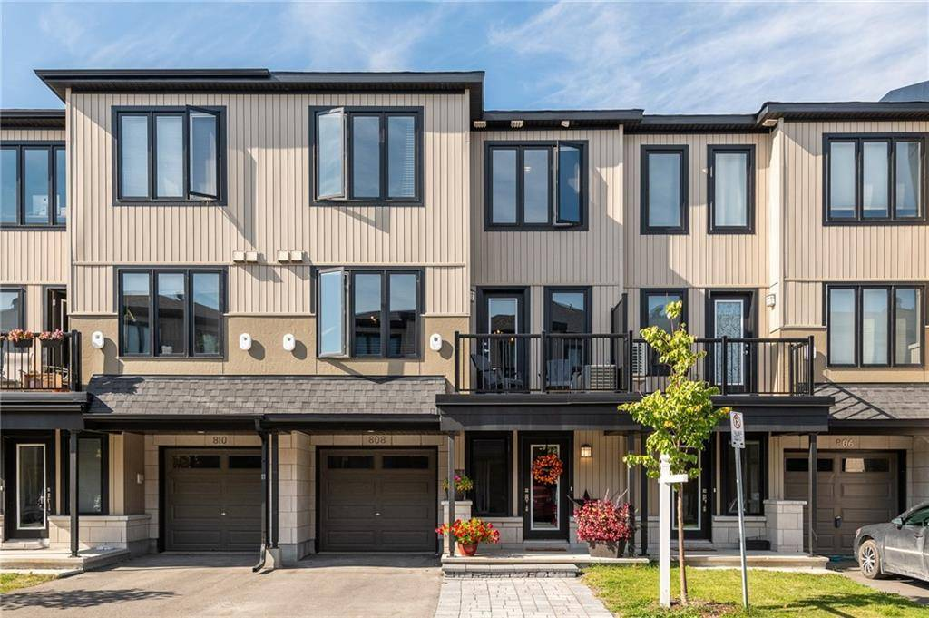 Townhouse for sale at 808 Element Pt Ottawa Ontario - MLS: 1169699