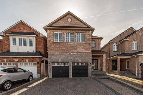 House for sale at 808 Genovese Pl Mississauga Ontario - MLS: W4737386