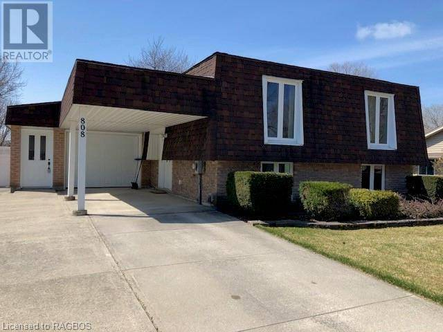 House for sale at 808 Green St Saugeen Shores Ontario - MLS: 246844