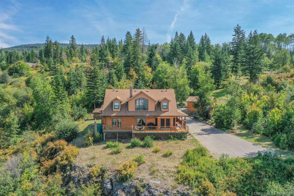 House for sale at 8080 Deerwood Rd Vernon British Columbia - MLS: 10190109