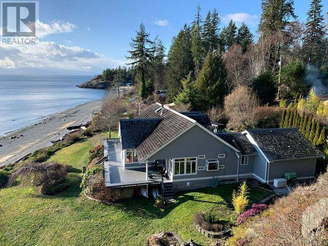 House for sale at 8080 Emmonds Rd Powell River British Columbia - MLS: 14864