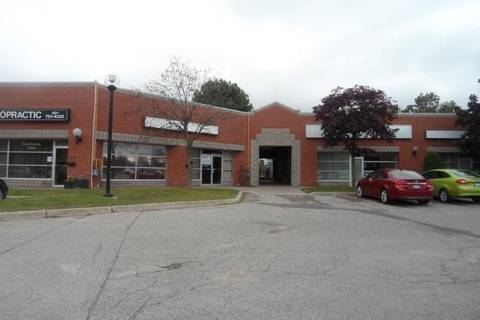 Commercial property for lease at 65 Cedar Pointe Dr Apartment #808A Barrie Ontario - MLS: S4599232