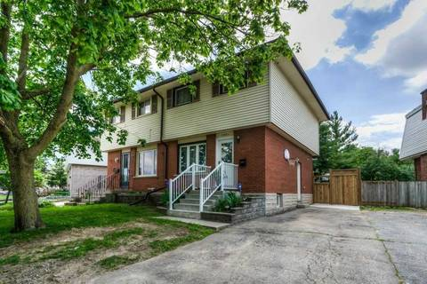 Townhouse for sale at 808 Walter St Cambridge Ontario - MLS: X4492689