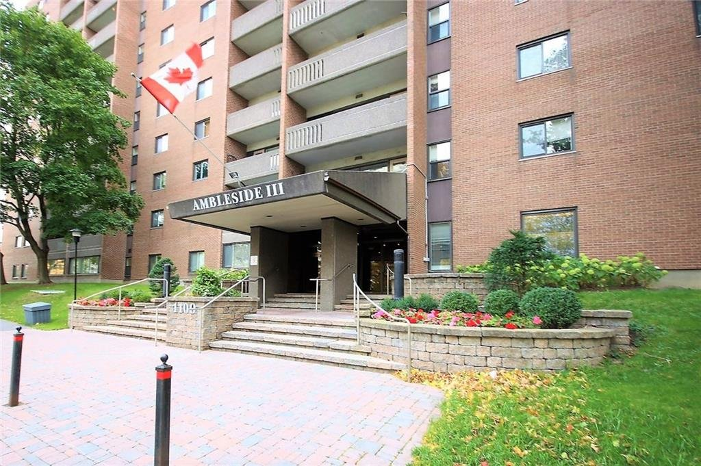 Removed: 809 - 1100 Ambleside Drive, Ottawa, ON - Removed on 2020-06-29 12:03:08