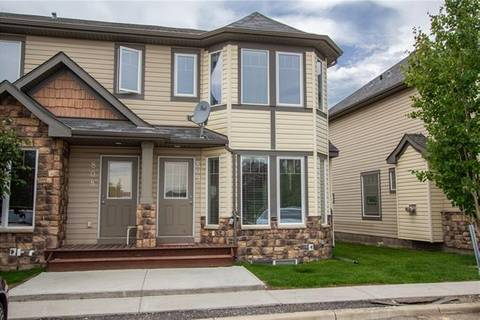 Townhouse for sale at 2445 Kingsland Rd Southeast Unit 809 Airdrie Alberta - MLS: C4259098
