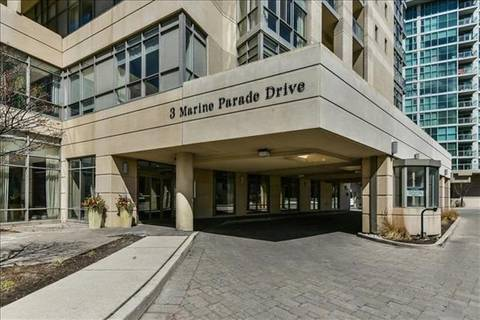 Condo for sale at 3 Marine Parade Dr Unit 809 Toronto Ontario - MLS: W4425064