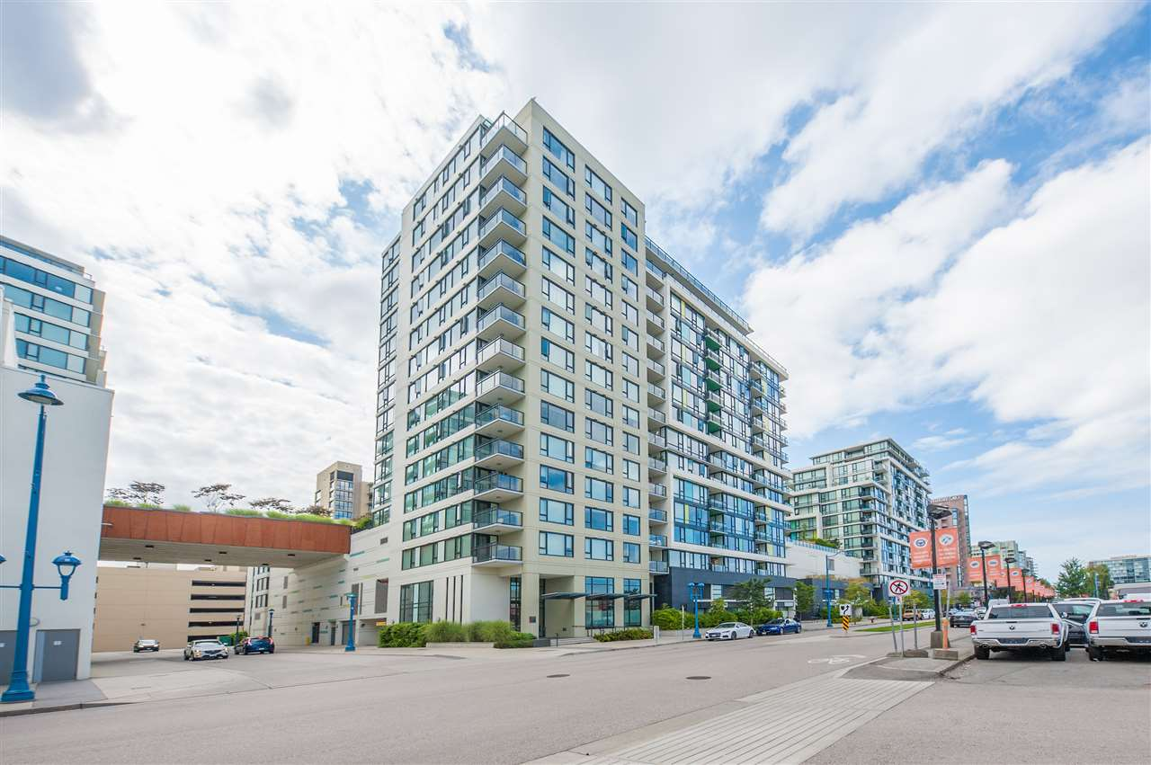 Removed: 809 - 7888 Ackroyd Road, Richmond, BC - Removed on 2019-09-20 07:36:09