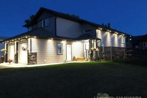 House for sale at 809 8 Ave  Fox Creek Alberta - MLS: AW51946