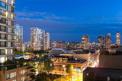Condo for sale at 928 Homer St Unit 809 Vancouver British Columbia - MLS: R2372319