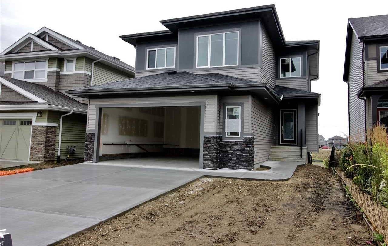 House for sale at 809 Eagleson Li Nw Edmonton Alberta - MLS: E4174046
