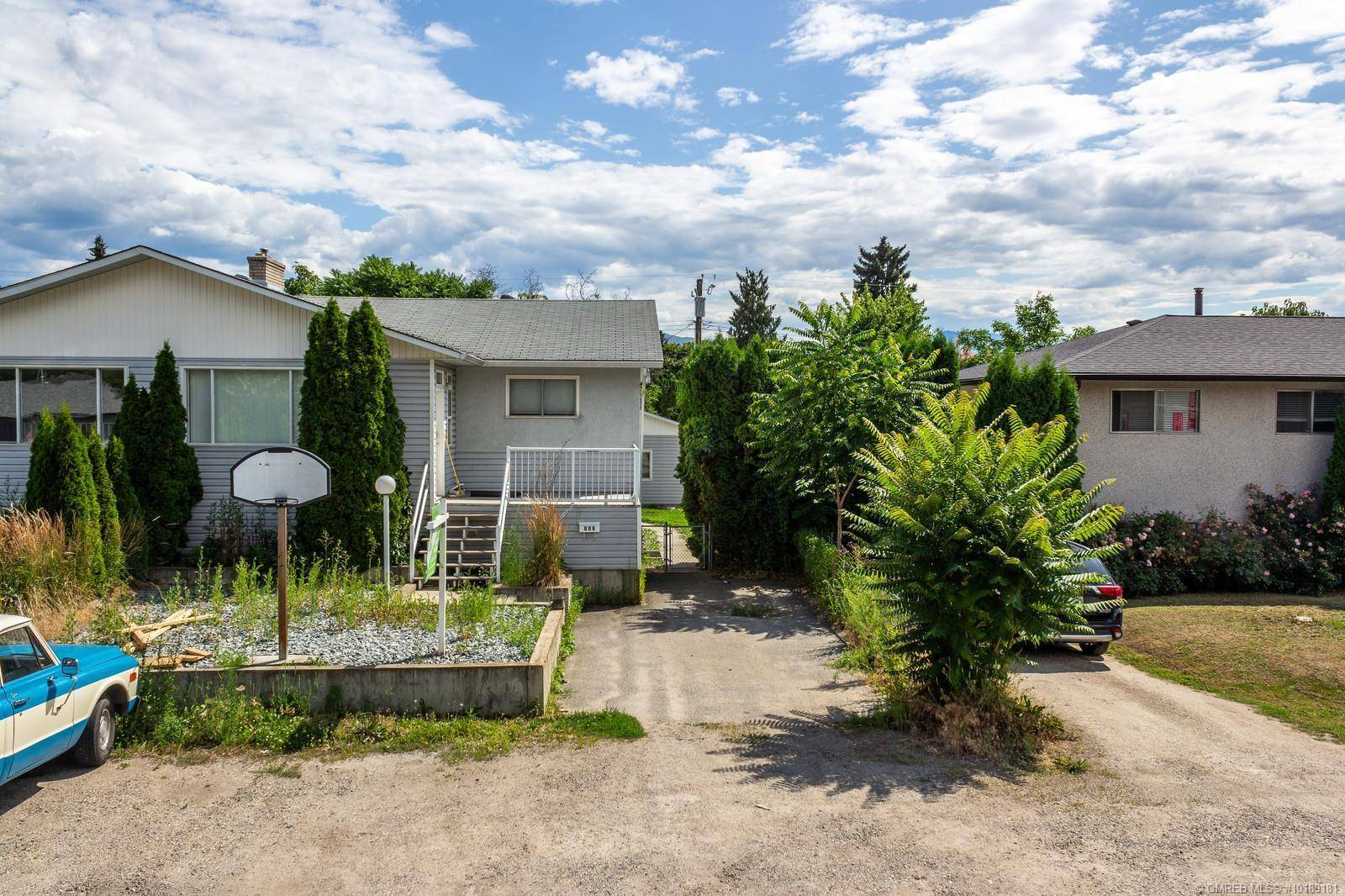 Townhouse for sale at 809 Francis Ave Kelowna British Columbia - MLS: 10189181