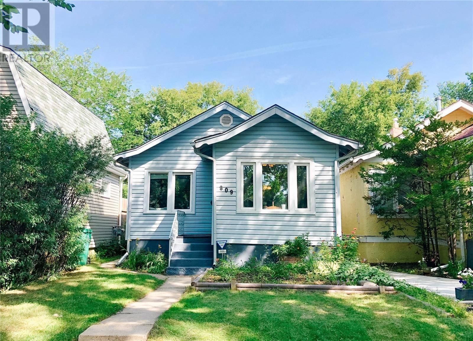House for sale at 809 Main St Saskatoon Saskatchewan - MLS: SK783585