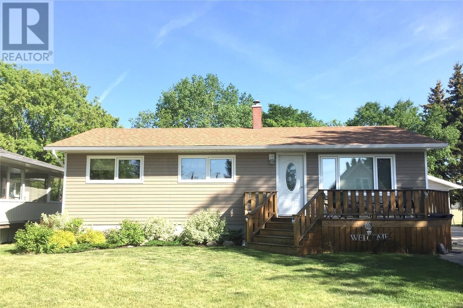 House for sale at 809 Mcnaughton St Moosomin Saskatchewan - MLS: SK827696