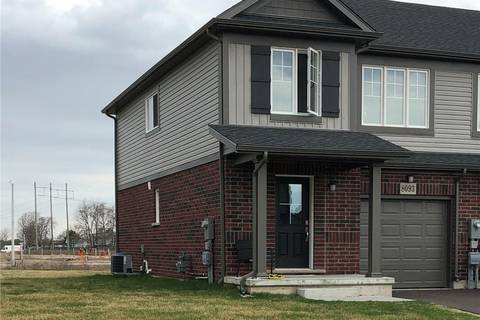 Townhouse for sale at 8093 Cole Ct Niagara Falls Ontario - MLS: 30743272