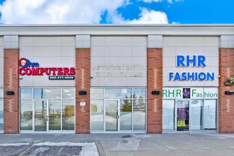 Commercial property for lease at 10 Karachi Dr Apartment 81 Markham Ontario - MLS: N4777292