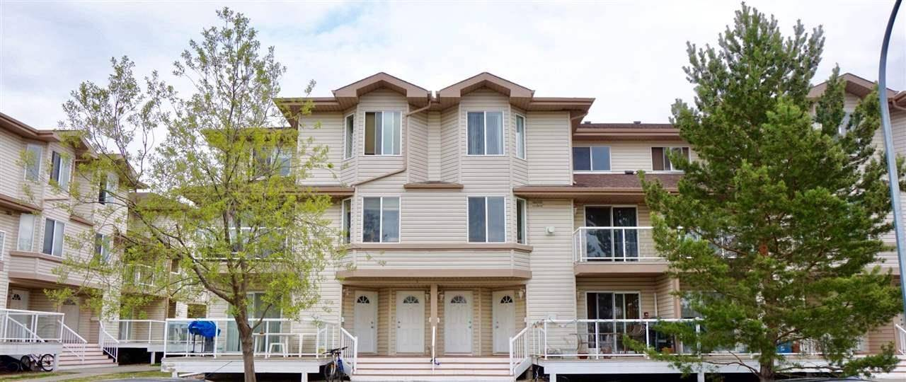 Townhouse for sale at 2505 42 St Nw Unit 81 Edmonton Alberta - MLS: E4157148