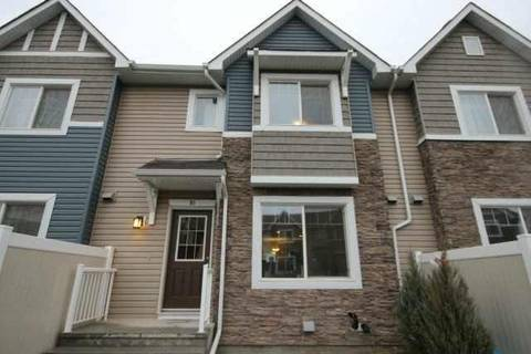 Townhouse for sale at 655 Tamarack Rd Nw Unit 81 Edmonton Alberta - MLS: E4143908