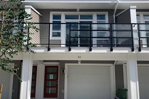 Townhouse for sale at 8413 Midtown Wy Unit 81 Chilliwack British Columbia - MLS: R2397025