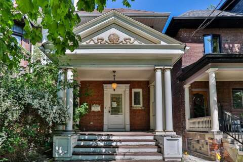 Townhouse for sale at 81 Albany Ave Toronto Ontario - MLS: C4778989