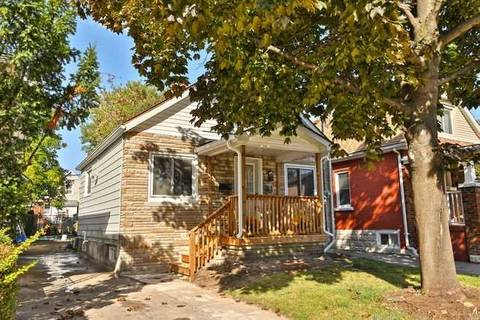 House for sale at 81 Barons Ave Hamilton Ontario - MLS: X4604336