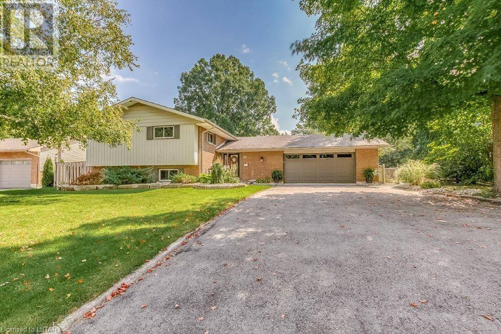 House for sale at 81 Broadway Ave London Ontario - MLS: 229860