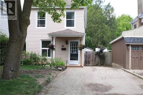 House for sale at 81 Chalmers St North Cambridge Ontario - MLS: 30744103