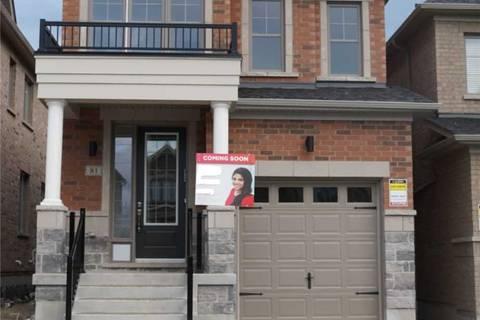 House for rent at 81 Christine Elliot Ave Whitby Ontario - MLS: E4570415
