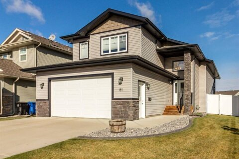 House for sale at 81 Churchill Pl Blackfalds Alberta - MLS: A1042700