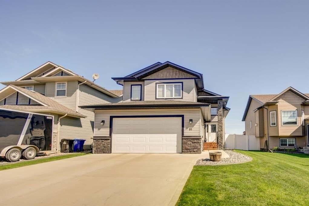 House for sale at 81 Churchill Pl Blackfalds Alberta - MLS: CA0189611