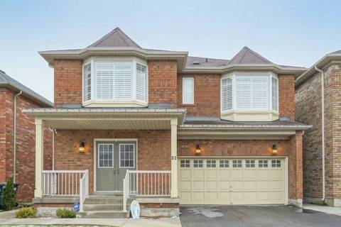 House for sale at 81 Commodore Dr Brampton Ontario - MLS: W4666814