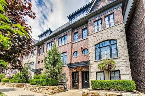 Townhouse for sale at 81 Cormier Hts Toronto Ontario - MLS: W4813825