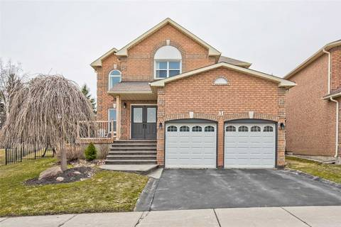 House for sale at 81 Depeuter Cres Bradford West Gwillimbury Ontario - MLS: N4412759