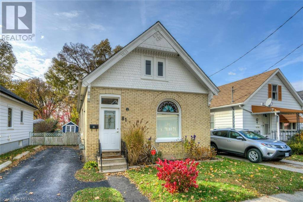 House for sale at 81 Dillabough St London Ontario - MLS: 231559