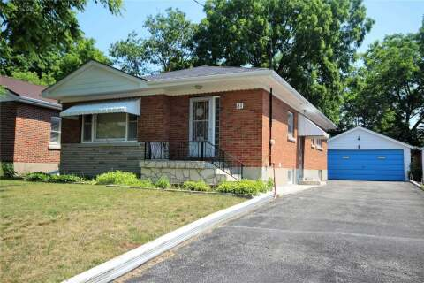 House for sale at 81 Eccles St Barrie Ontario - MLS: S4816306