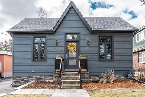 House for sale at 81 Elizabeth St Brampton Ontario - MLS: W4404073