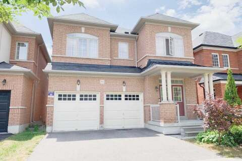 House for rent at 81 Estrella Cres Richmond Hill Ontario - MLS: N4832009