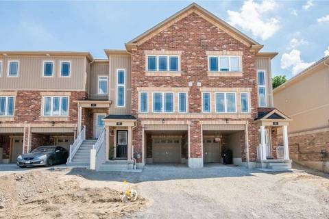 Townhouse for sale at 81 Franks Wy Barrie Ontario - MLS: S4510061