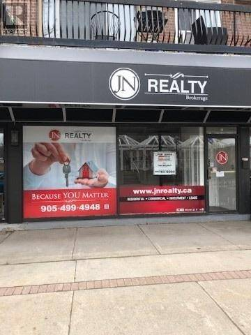 Commercial property for lease at 49 George St Brampton Ontario - MLS: W4746786