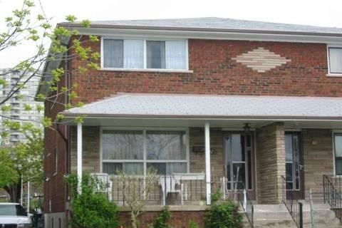 Townhouse for rent at 81 Granger Ave Toronto Ontario - MLS: E4480202