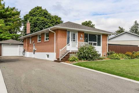 House for sale at 81 Gretna Dr Brampton Ontario - MLS: W4577505