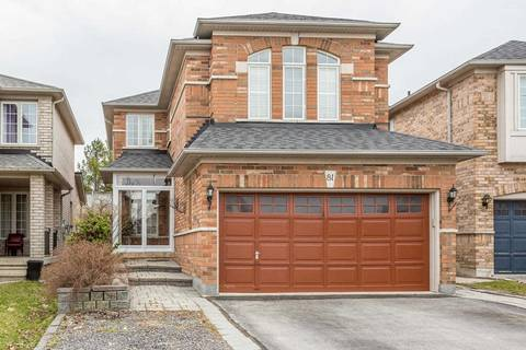 House for sale at 81 Harvest Moon Dr Caledon Ontario - MLS: W4434695