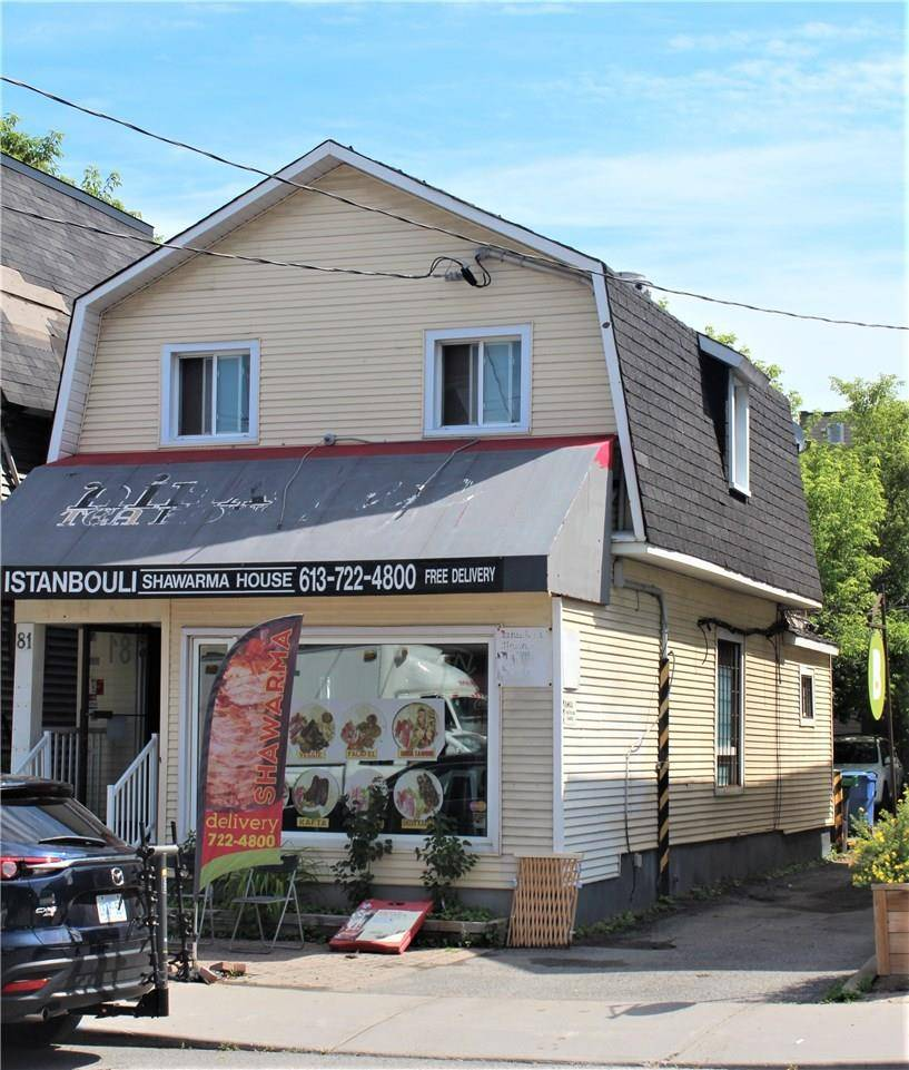 Commercial property for sale at 81 Holland Ave Ottawa Ontario - MLS: 1156025