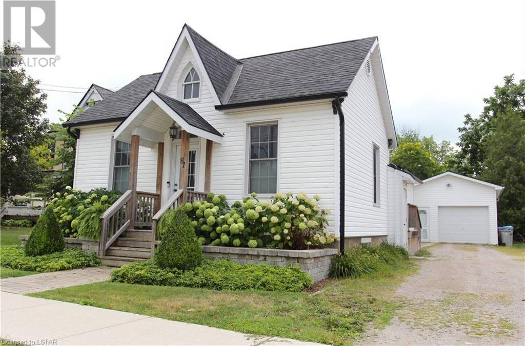 House for sale at 81 Huron St Exeter Ontario - MLS: 216902