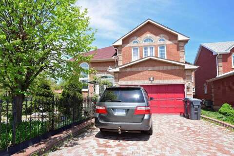 House for sale at 81 Lockwood Rd Brampton Ontario - MLS: W4770259