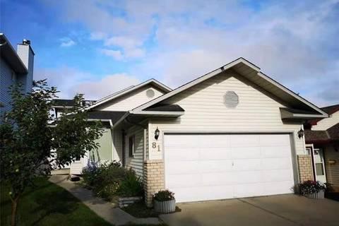 House for sale at 81 Macewan Ridge Circ Northwest Calgary Alberta - MLS: C4295497