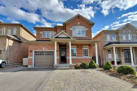 House for sale at 81 Mahogany Forest Dr Vaughan Ontario - MLS: N4736113