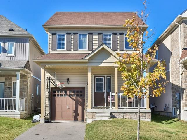 Sold: 81 Mantz Crescent, Whitby, ON