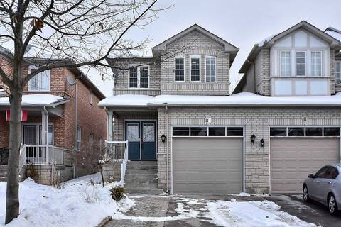 Townhouse for sale at 81 Marathon Ave Vaughan Ontario - MLS: N4675083