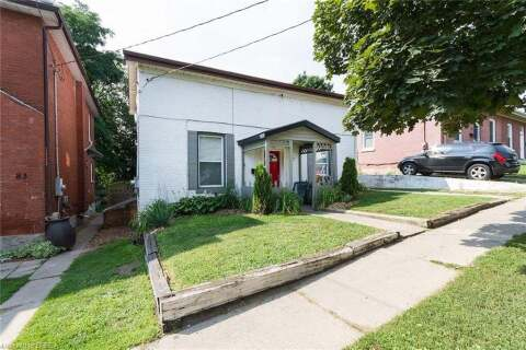 Home for sale at 81 Marlborough St Brantford Ontario - MLS: 40021067