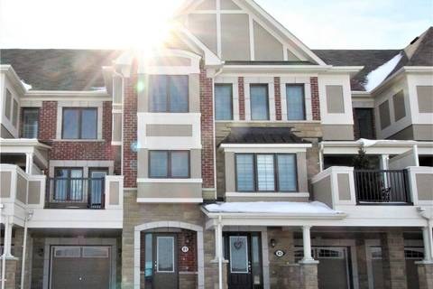 Townhouse for rent at 81 Mcalister Ave Richmond Hill Ontario - MLS: N4693667